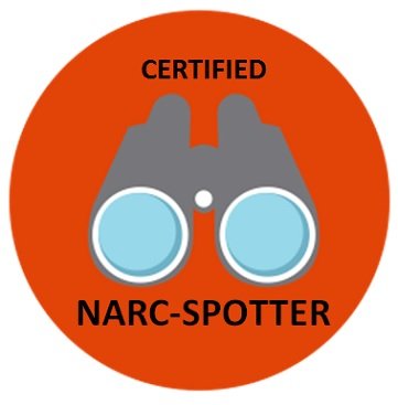 certified narc spotter